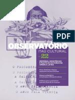 Revista Observatório Itaú Cultural - N. 22 (maio/nov. 2017). - São Paulo
