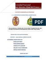 Informe de Focus Group
