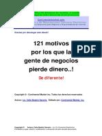 121 Motivos