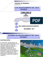 Sistemas de Abasteciemiento de Agua Uni