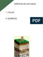 2 CARACTERISTICAS DE LOS SUELO Y CONTAMINACIÓN.pptx