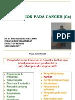 Ikm Preventif Pada Cancer (CA)