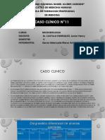 Caso Clinico 11