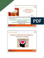 Programas Inteligencia Emocional Pwp-Vc1