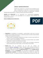 Conceptos de Gestion de Proyectos y Base de Datos