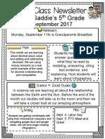 septemberclassnewsletterfreetemplate 002 pptx  1