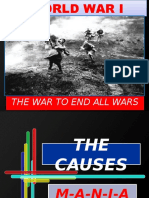 sar - wwi - causes pt  1