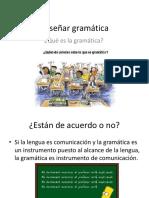 Ensenar_gramatica
