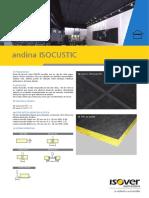 techo andina isoacustic ISOVER.pdf