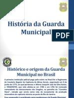 História Da Guarda Municipal