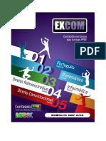 Excom Fcc e Vunesp 63 2014