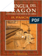 La Lengua Del Dragon - H. Pascal