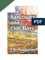 Andrews J.N. El Santuario y Los 2300 Días