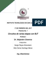 Diseño Con Transistores P1
