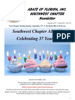 Southwest Chapter of ABATE of Florida September 2017