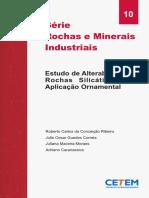Série Rochas & Minerais Industriais