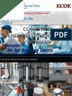Mg. Ing. Ana Torre-concreto Endurecido