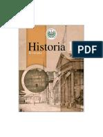 Historia El Salvador Tomo i