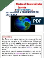 Diap. 3 Geol. Estruct. y Comp. de La Tierra