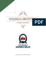 Violencia Obstétrica Definitivo