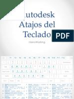 AutoCAD Atajos Teclado