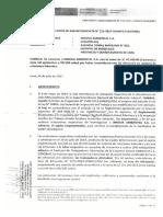 Resolución Sub intendencia N° 211-2017/SUNAFIL