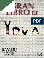 El Gran Libro Del Yoga de Ramiro Calle