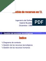 Recursos TIC