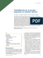 Rehabilitación de la persona amputada de miembro inferior.pdf