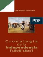 Cronología de La Independencia