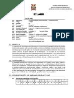 Silabo Tic 2017-i
