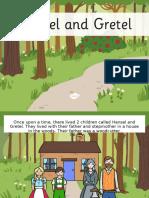 Hansel and Gretel Story