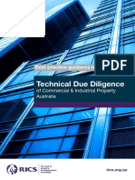 RICS Due Diligence Guidance Note