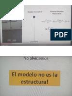 Clase Modelación