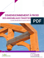 Guide Pratique Dimensionnement a Froid Des Assemblages Traditionnels Dec 2015