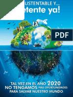 Poster Ambiente y Sustentabilidad