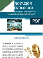 Innovacion Tecnologica gestion empresarial