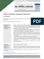 TEL e Hipoacusia (G.aguado)
