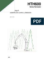 TimberRite Sistema de Control y Medición