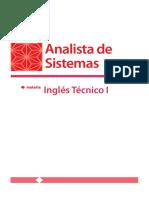 ESBA ASC Distancia Ingles I Modulo