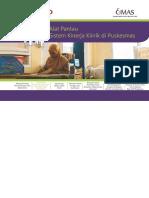 Panduan Alat Pantau Standar Kinerja Klinis Di Pkm