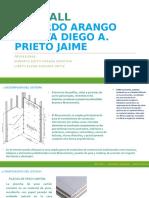 Drywall Presentación