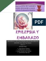 11. Epilepsia y Embarazo