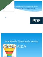 Presentación Técnica AIDA