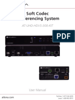 AT-UHD-HDVS-300-KIT User Manual