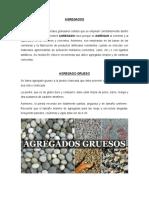 AGREGADOS-GRUESOS