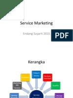 Kuliah - 8 (Sevice Marketing)