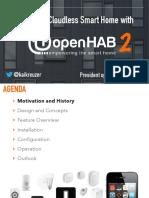Virtual IoT Meetup - OpenHAB 2