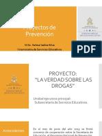 Proyectos de Prevención