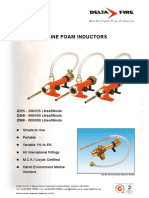 Portable Foam Equipment Z Series Inductors